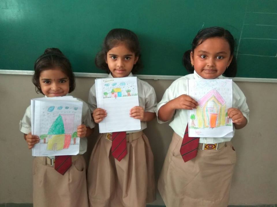 Drawing Activity : Class 1st