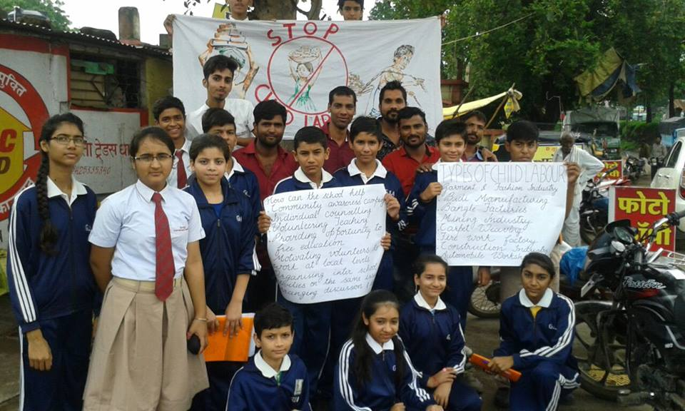 Child labour in the Supply Chain An Awareness Campaigning : Class 6 to 10