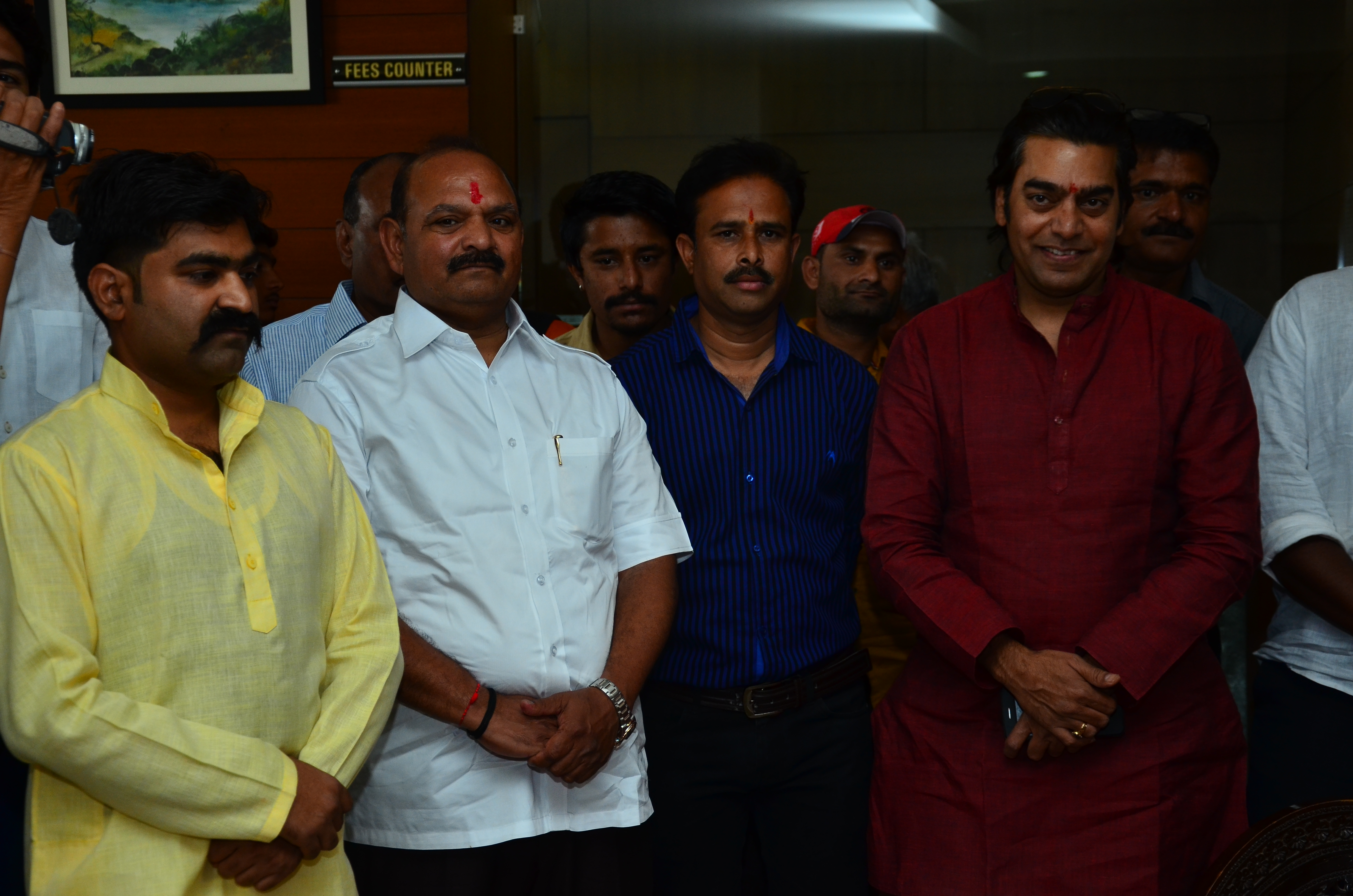 5TH ANNUAL DAY CELEBRATION WITH BOLLYWOOD ACTOR ASHUTOSH RANA